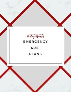 Spanish Emergency SUB Plan