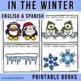 """Spanish Emergent Reader (December): """"En El Invierno"""""""