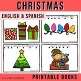 Bilingual Emergent Reader - Christmas (Spanish & English)