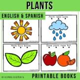 Bilingual Emergent Reader - PLANTS (Spanish & English)