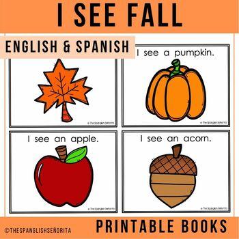 Spanish Emergent Reader (October) - Yo Veo Octubre