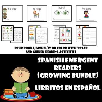 Spanish Emergent Readers