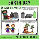 """Spanish Emergent Readers (April) - """"El Día de la Tierra"""" ("""
