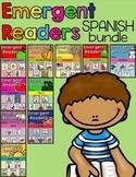 SPANISH Emergent Readers Bundle
