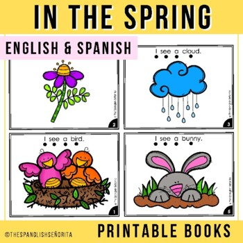 "Spanish Emergent Readers - ""En La Primavera"" (In The Spring)"