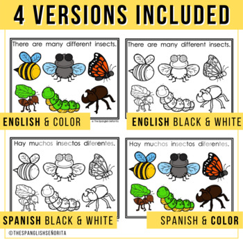 Spanish Emergent Readers - Level B Bundle