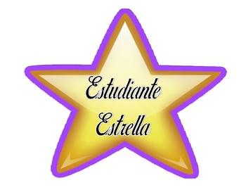 Spanish Emoji Clip Chart- Editable