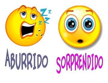 Spanish Emotion Cards