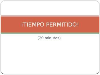 Spanish Emotion Game: Vocabulary Builder
