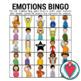Spanish Emotions Activities Bundle
