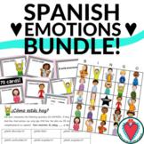 Spanish Adjectives - Spanish Emotions - Bundle of Activiti
