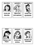 Spanish Emotions Flashcards