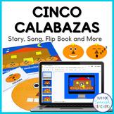 Spanish Emotions - Halloween - Cinco Calabazas Song