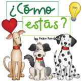 Spanish: Emotions Comic Booklet