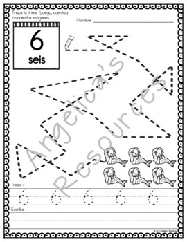 Spanish End of the year Activities : Los Numeros - Numbers 0-20