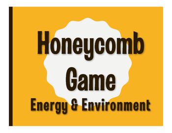 Spanish Energy and Environment Honeycomb