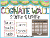 Spanish/English Cognate Word Wall