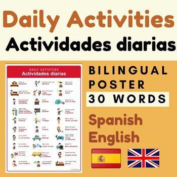 actividades diarias en espanol spanish daily activities spanish verbs actividades diarias en espanol spanish daily activities spanish verbs