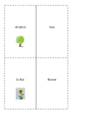 Spanish English Flashcards - Plants