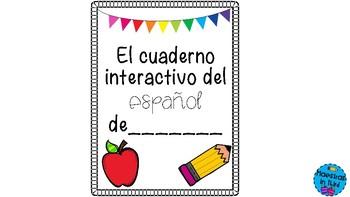 Spanish/English Interactive Notebook