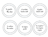 Spanish/English Labels for Classroom