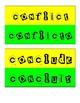 Spanish/English STAAR Academic Vocabulary