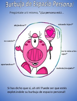 Spanish English Speech Therapy Pragmatics Visual