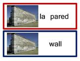 Spanish/English Word Walls