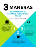 Spanish Enrichment Infographic (en español)