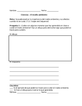 Spanish Environment Assessment (medio ambiente)