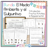 Spanish Environment and the Subjunctive Bundle