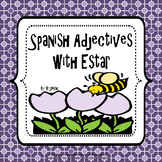 Spanish Estar Adjective PICTURE Notes Powerpoint