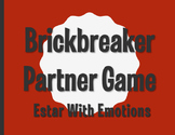 Spanish Estar With Emotions Brickbreaker Partner Game