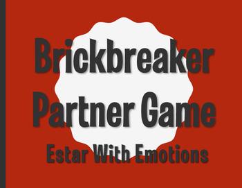 Spanish Estar With Emotions Brickbreaker Partner Game