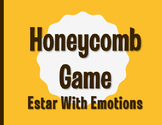 Spanish Estar With Emotions Honeycomb Partner Game