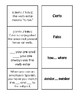 Spanish Estar With Emotions Matching Game
