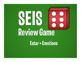 Spanish Estar With Emotions Seis Game