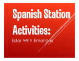 Spanish Estar With Emotions Stations