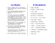 Spanish Estar With Prepositions Board Game