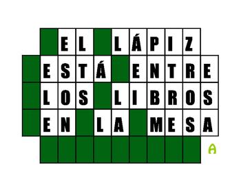 Spanish Estar With Prepositions Wheel of Spanish