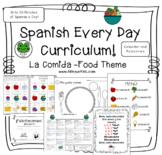 Spanish Every Day Curriculum - La Comida - Food - Bilingue Kids