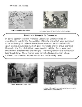 Spanish Exploration