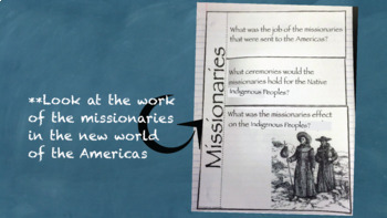 Spanish Exploration Interactive Notebook