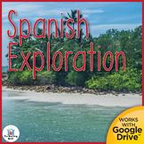 Spanish Exploration US History Unit Distance Learning