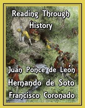 Spanish Explorers: Coronado, Ponce de León, and De Soto