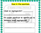 Spanish Expository Writing: Justifying Desegregation