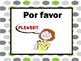 Spanish Expressions PICTURE Notes Powerpoint