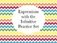 Spanish Expressions with the Infinitive BUNDLE- Slideshow