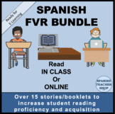 Spanish FVR Digital Library Bundle