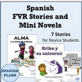Spanish FVR Stories and Mini Novels